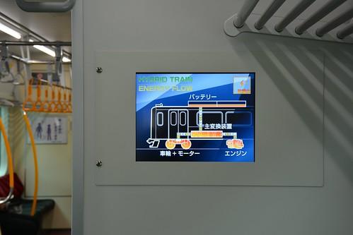 HB-E210系:放電状態