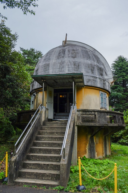 第一赤道儀室 20-cm Telescope Dome