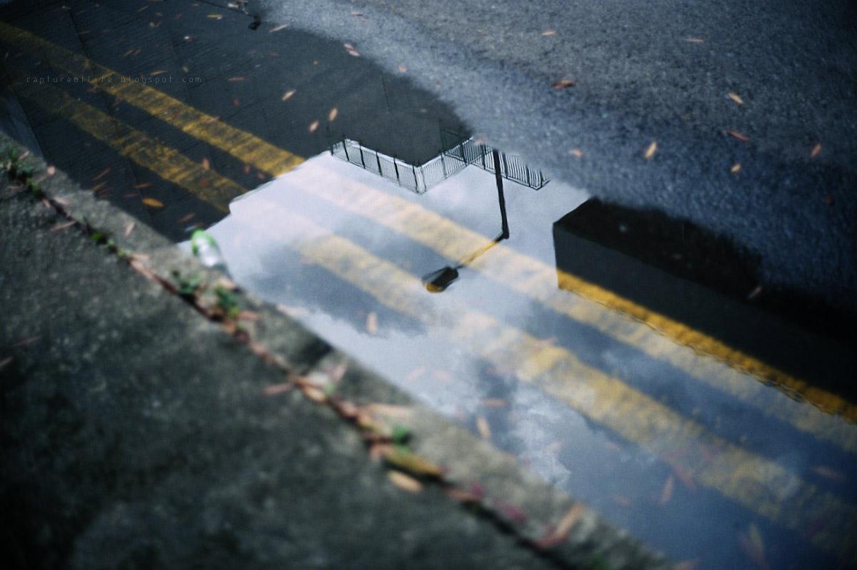 rain stopped