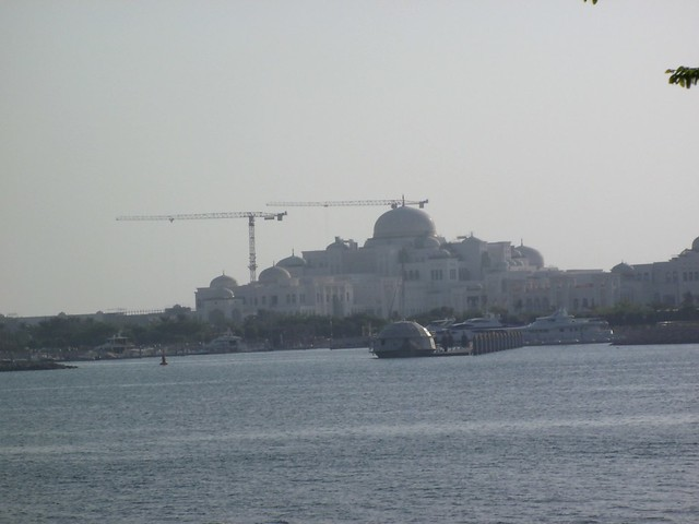 Abu Dhabi, so viel zu erleben und zu entdecken!