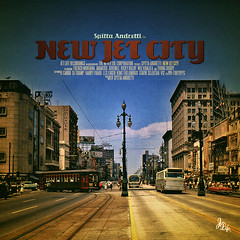 "Album Artwork - Curren$y ""New Jet City"""
