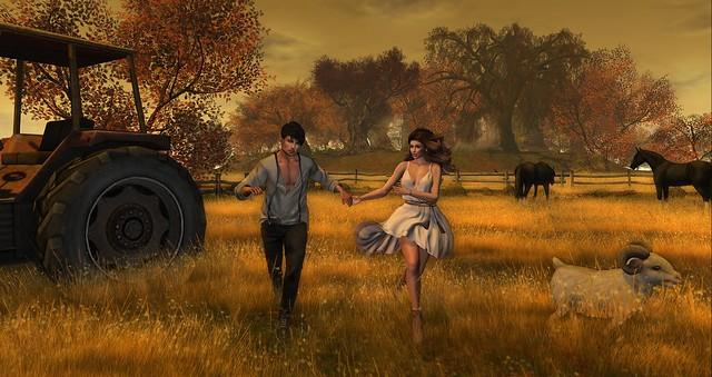 Autumn at Luanes World