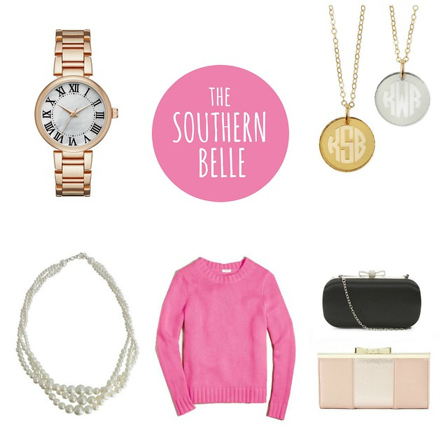 gift guide for the southern belle 2016