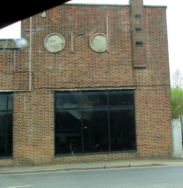 King's Lynn Brick-Built Deco