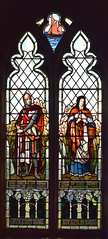 St George and Dorcas by William Aikman, 1908