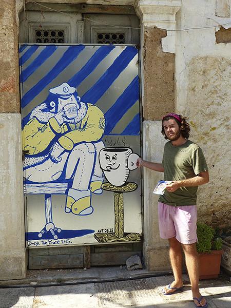 un café à Athènes, ça vous dit ?