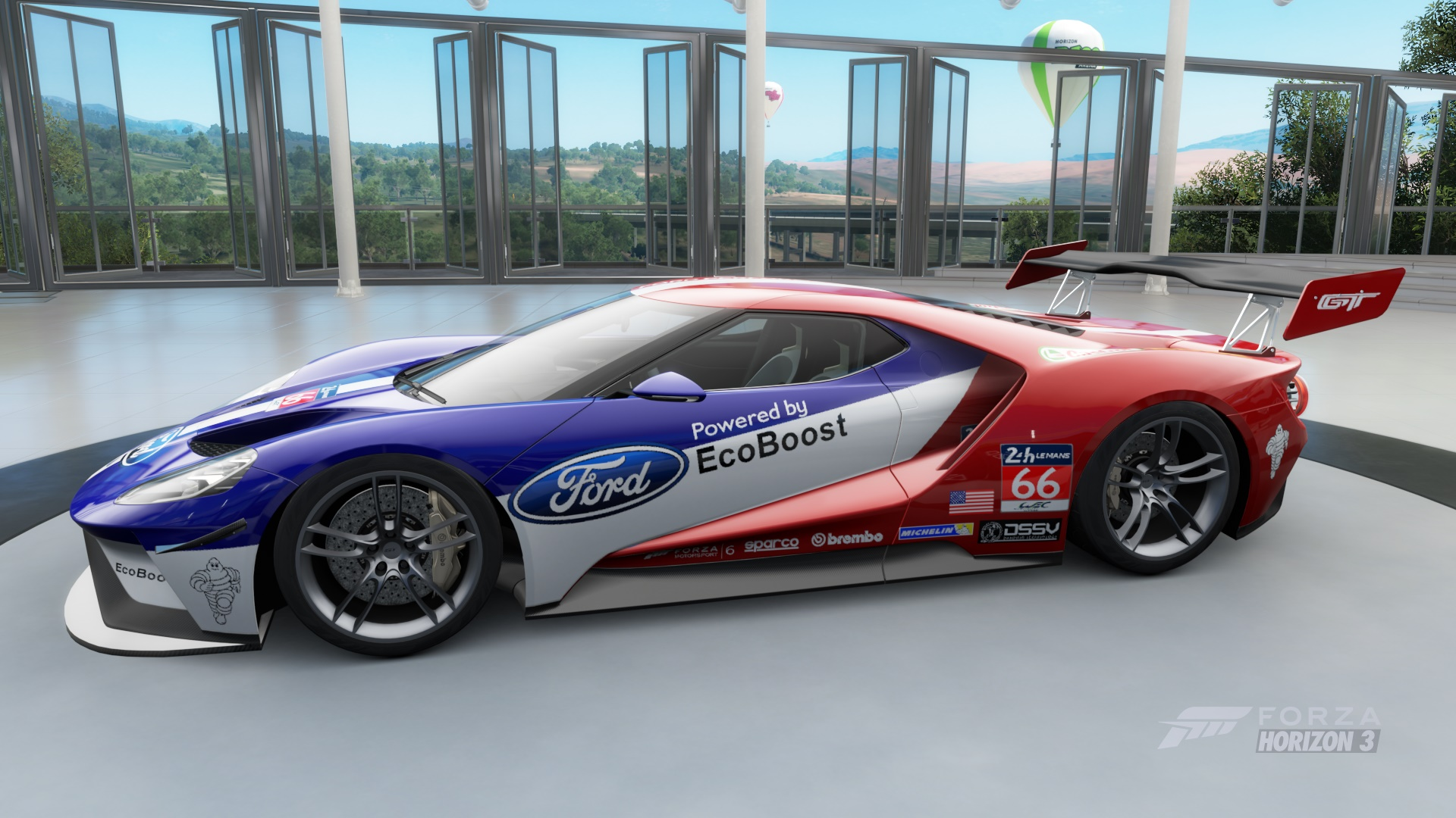 Ford Gt Lemans Livery File Lemans Gt Race Livery
