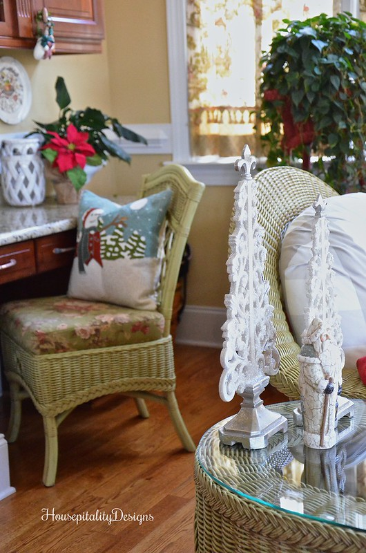 Sunroom-Snowman Pillow-Housepitality Designs