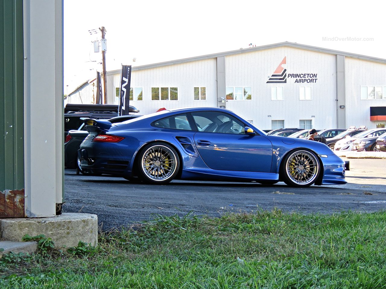 First Class Fitment Porsche 997 Turbo