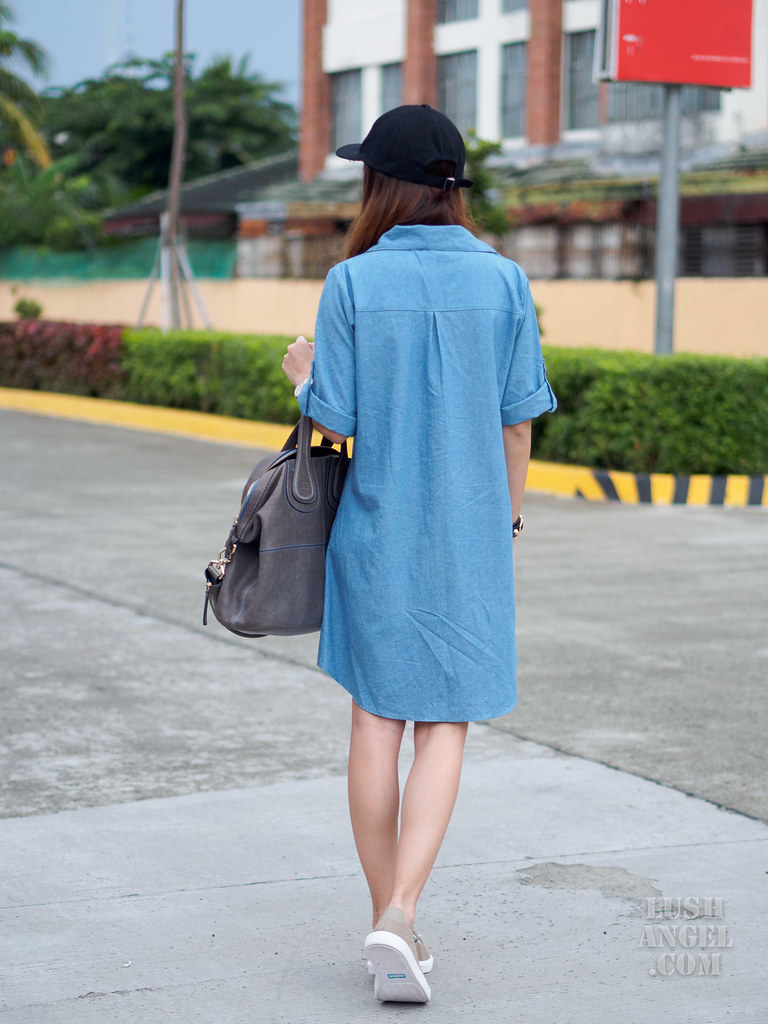 denim-dress-style