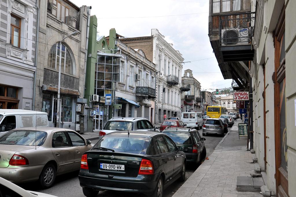 5 Достопримечательности Тбилиси