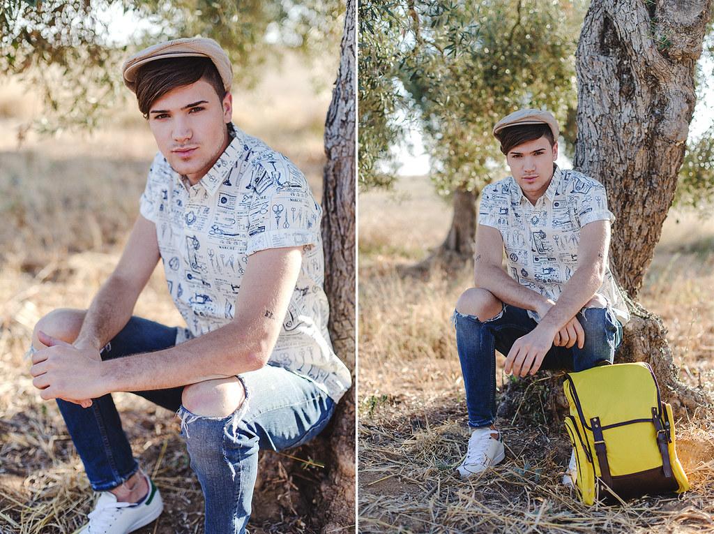 Editorial de Moda con David Sirvent