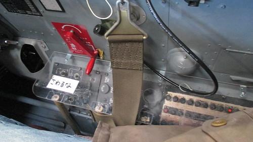 T-3練習機  操縦席 IMG_0632