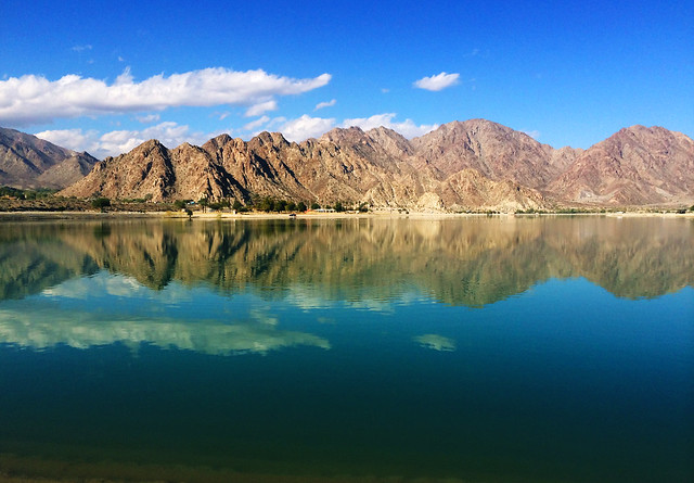 Lake Cahuilla, Southern California