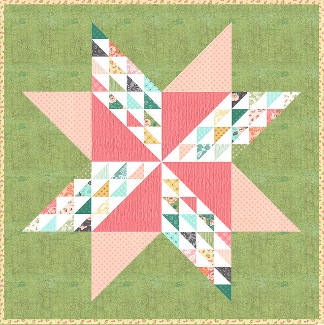 Sugar Cookie quilt