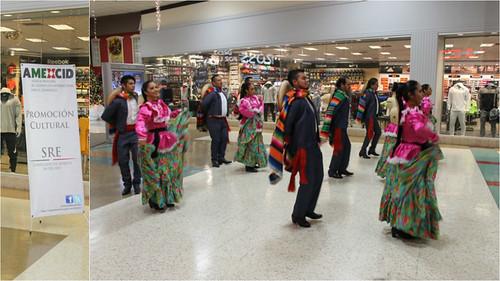 Muestra folclórica de tradiciones mexicanas – Época Revolucionaria