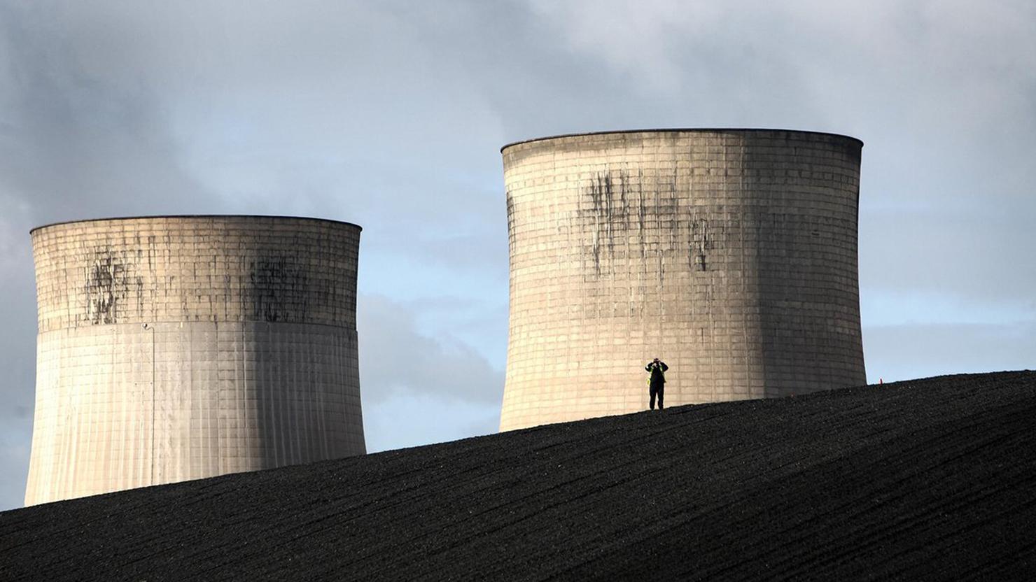 โรงไฟฟ้าถ่านหินโรงสุดท้ายในอังกฤษ