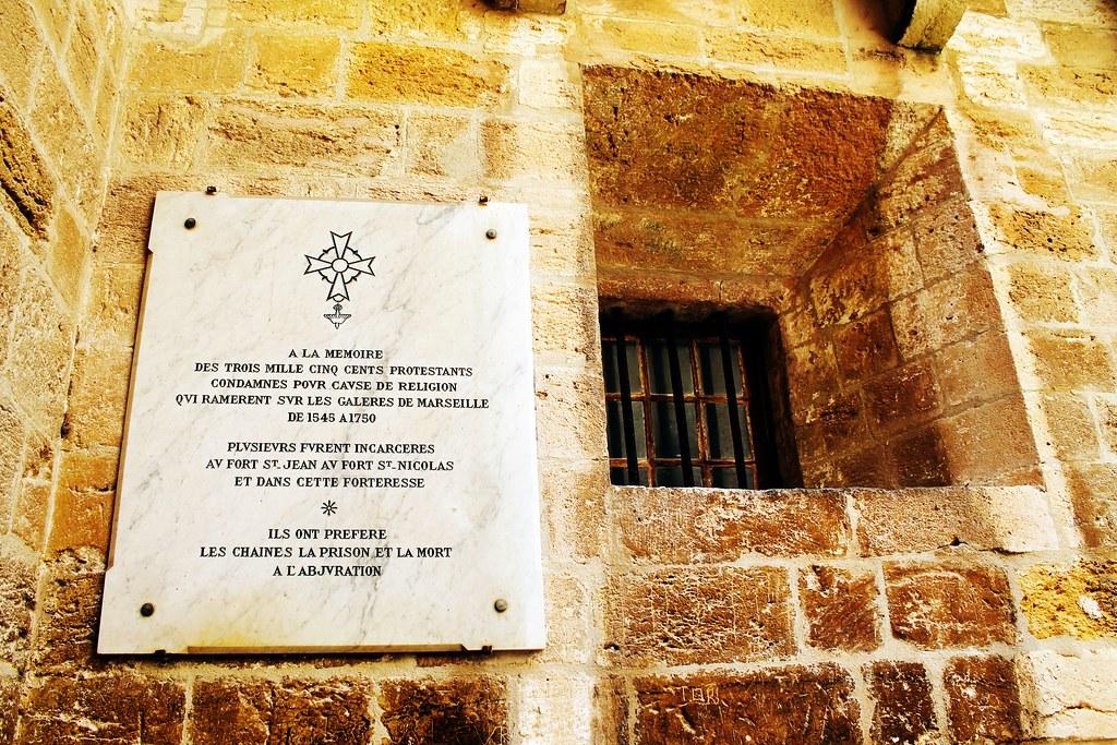Como visitar o Château d'If em Marselha, França