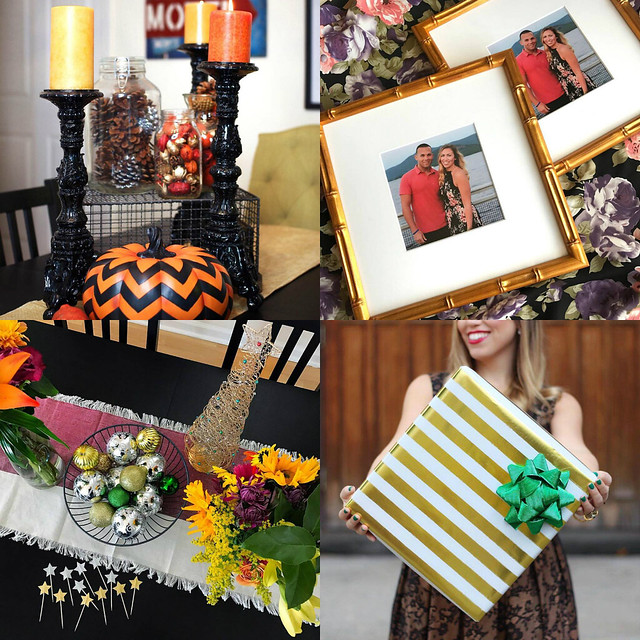 Fall Decor and Presents