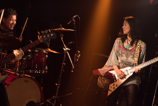 RoundFace live at 獅子王, Tokyo, 02 Dec 2016 -00094