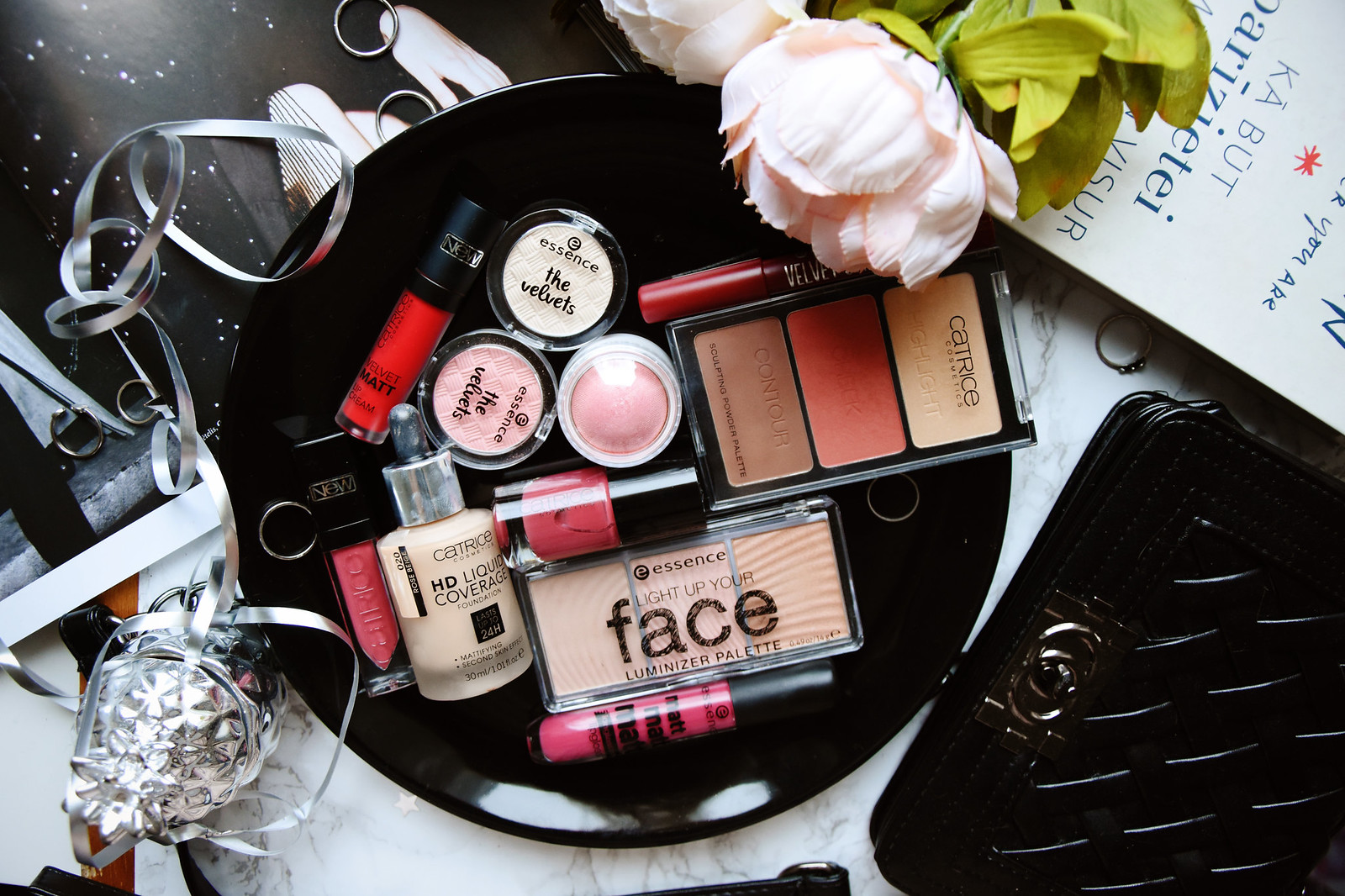 Drugstore favorites essence and Catrice
