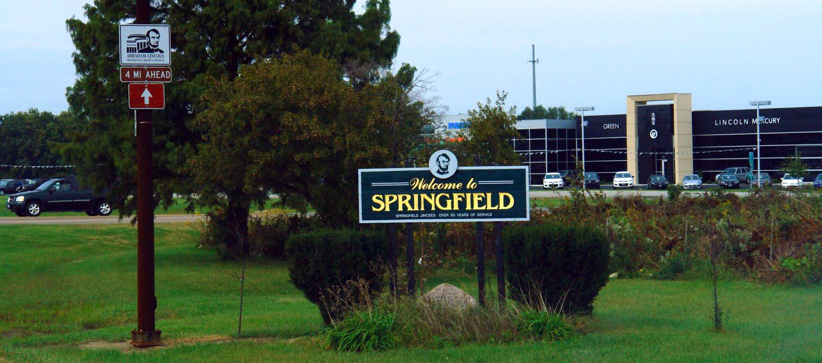 Springfield, Illinois, Estados Unidos, Los Simpsons dónde está springfield - 30705863562 af4b85d3ef o - ¿Dónde está Springfield?, yo ya he estado.