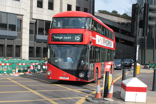 East London LT267
