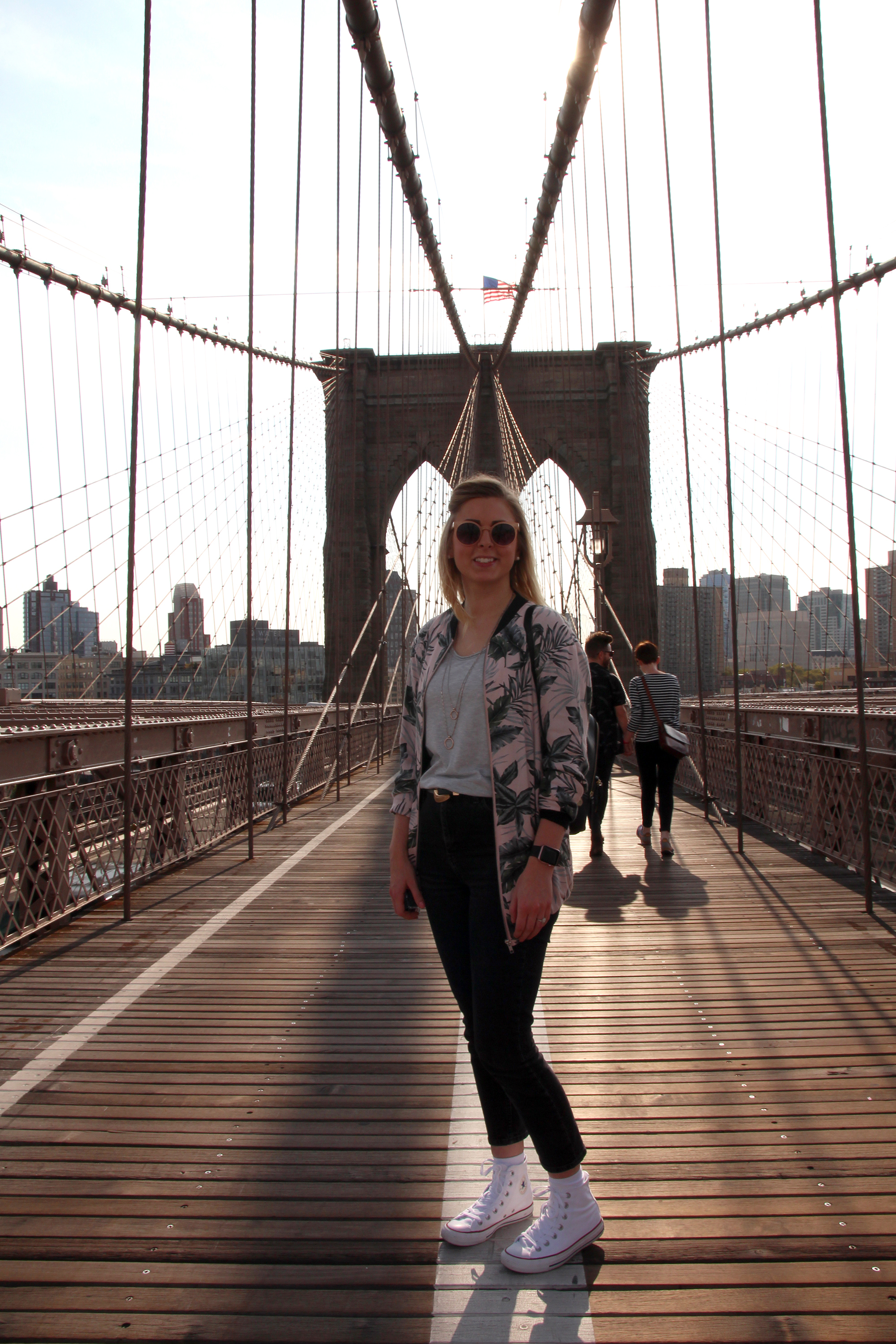 Brooklyn Bridge & Dumbo