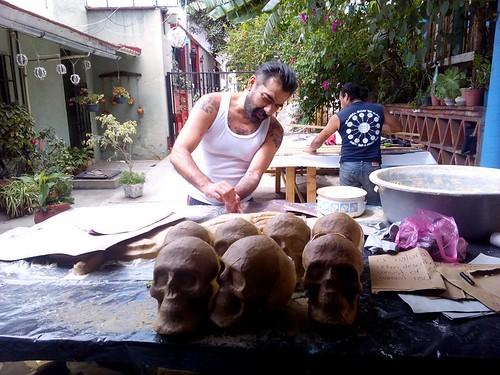 Boris Loredo (Spider) Oaxaca Muertos