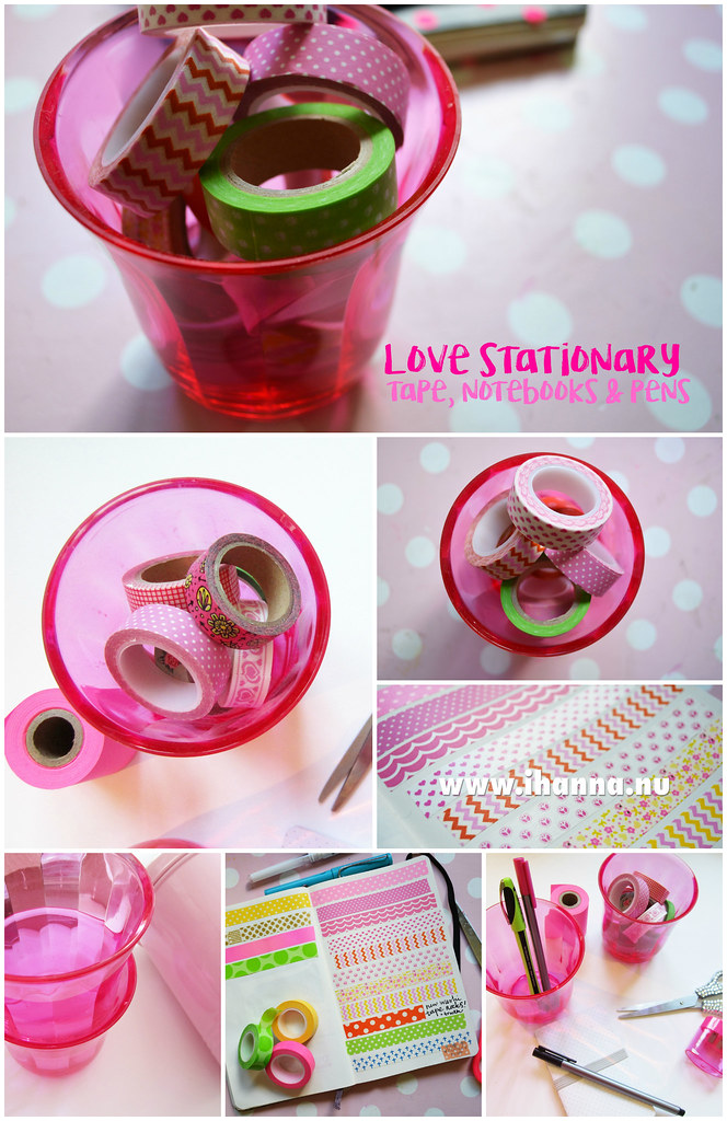 I love stationary a lot by iHanna