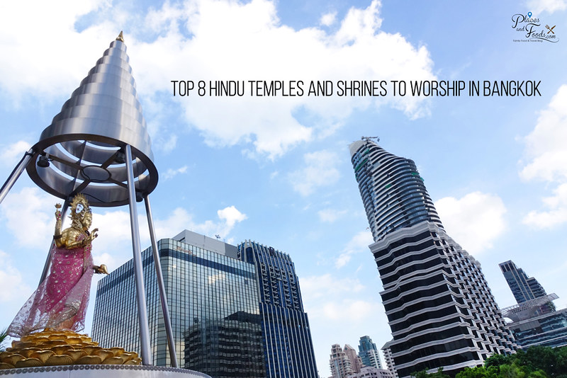 Top 8 Hindu Temples and Shrines to Worship in Bangkok