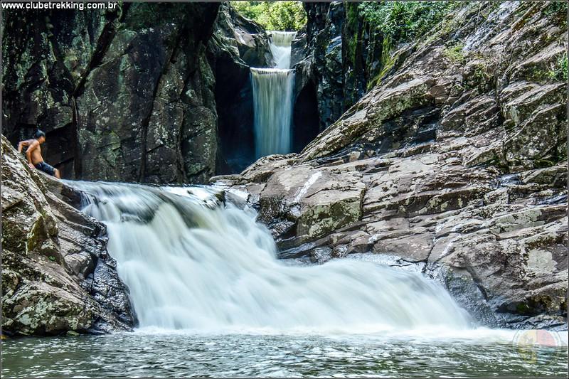 578ª Trilha Cachoeiras Três Quedas, Véu de Noiva e da Curva - Santa Maria RS_036
