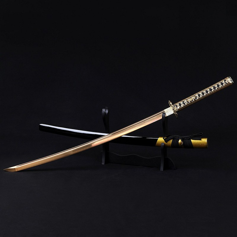 Samurai-sword-fully-handmade-carbon-steel-katana