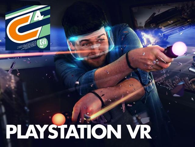 PlayStation VR Shock2 eMag