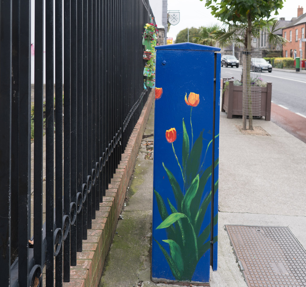THIS INSTALLATION IS LOCATED NEXT TO THE BACK PAGE PUB IN PHIBSBORO [WAS THE RED WINDMILL PUB]-121623
