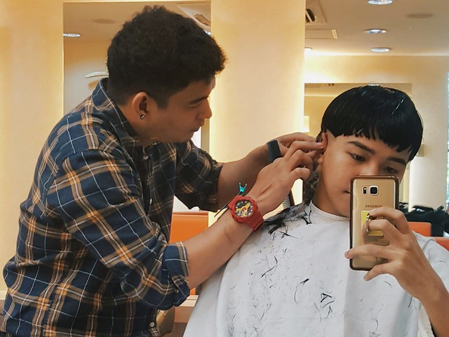 Jing Monis Salon