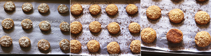 How to make Whole Wheat Coconut Cookies Recipe - Step4