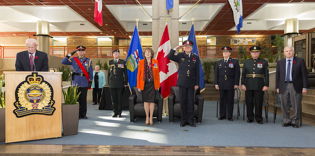 Royal Cdn Humane Assn Bravery Awards 2016