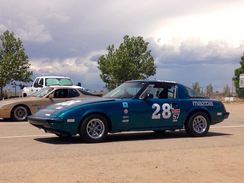 1986 FC EP Race Car Build Thread - RX7Club com - Mazda RX7 Forum
