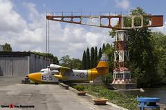 MM50179 15-5 - 68 - Italian Air Force - Grumman HU-16A Albatross - Italian Air Force Museum Vigna di Valle, Italy - 160614 - Steven Gray - IMG_1100