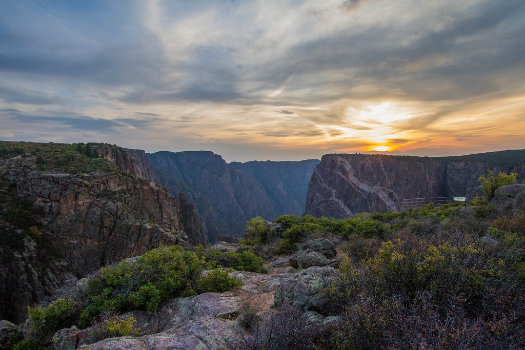 Black Canyon of the Gunnison-15