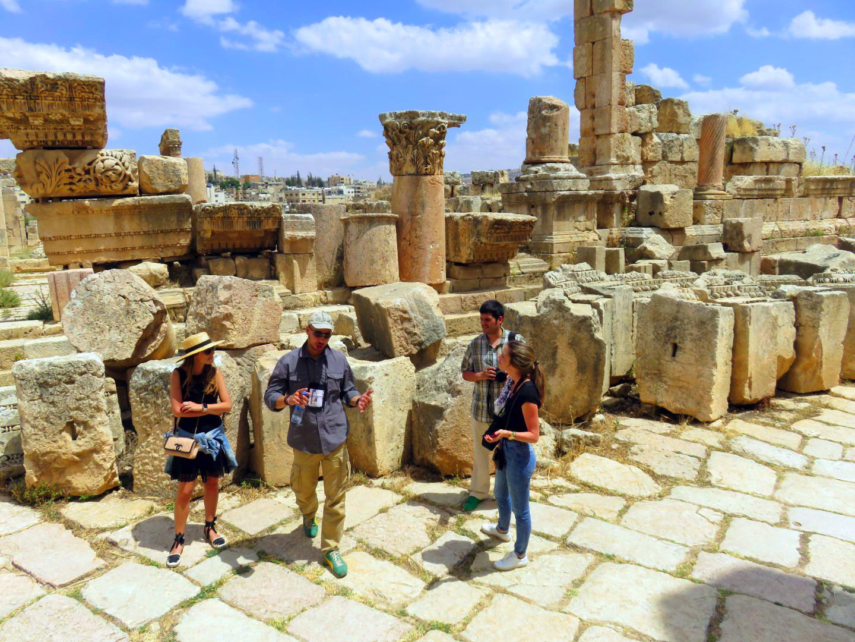 Jerash, la Roma de Jordania/ Jordan - Jerash / Gerasa jerash, la roma de jordania - 30286692170 07c64b07bc o - Jerash, la Roma de Jordania