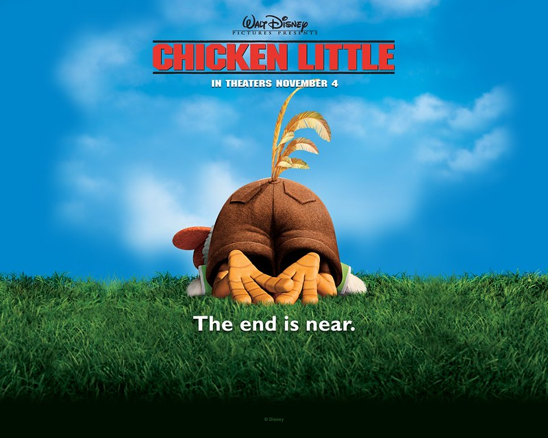 Chicken Little Poster 00021