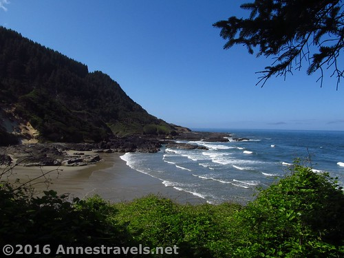 Cove Beach at Cape Perpetua, Oregon