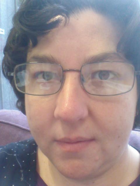 Glasses selfie 3