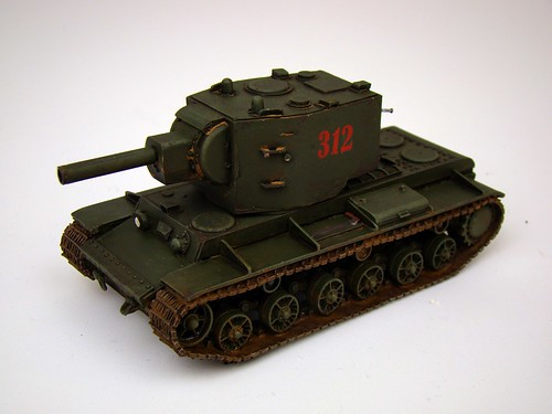 Bolt Action - Soviet Tanks & Vehicles