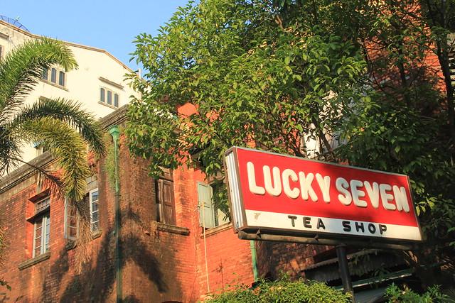 Lucky Seven Teashop, Yangon