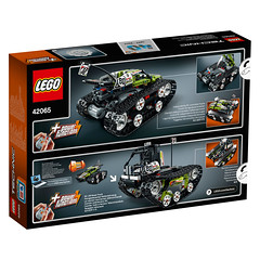 LEGO Technic 42065 RC Tracked Car 2