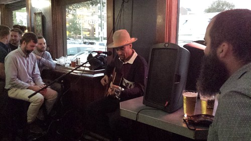 Ben Harper plays at Old Town Draught House