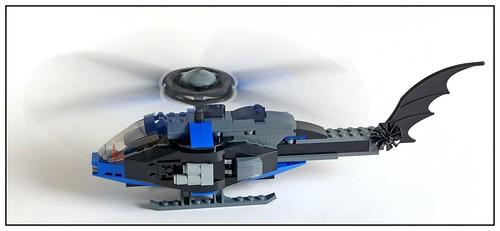 LEGO SuperHeroes DC Comics 76054 Batman Scarecrow Harvest of Fear 28
